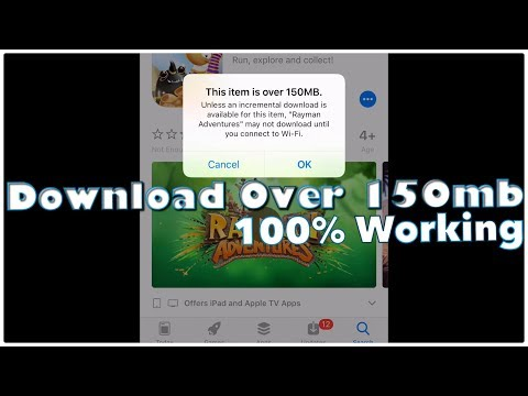 Download How To Download Games Apps Over 150mb Without Wifi