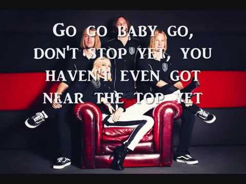 Dirty Blondes - Dirty Blondes - Go Go Baby Go (lyric video)