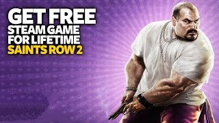 Get Free PC Game Saints Row 2 - Free Steam PC Game (For LifeTime)