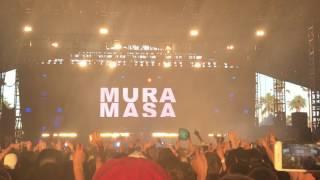 Mura Masa - Night Swimmers (Mura Masa Remix) @ Coachella 2017 (Day 2, Weekend 1)