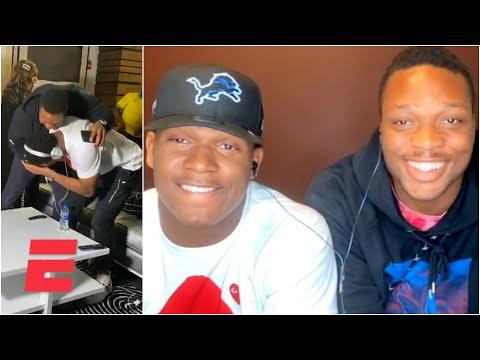Lions draft Julian Okwara, joining brother in Detroit   2020 NFL Draft