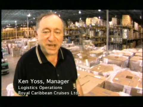 Royal Caribbean Supply Chain Management