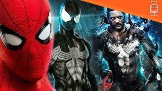 Tom Holland Spider-Man CONFIRMED for Venom by Jon Schnepp