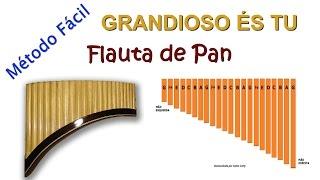 Tocar Flauta de Pan Grandioso És Tu