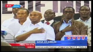 Mbiu ya KTN taarifa kamili sehemu ya kwanza: Siasa za Wiper - 21/05/2017