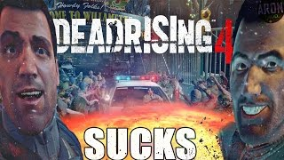 Dead Rising 4 Sucks