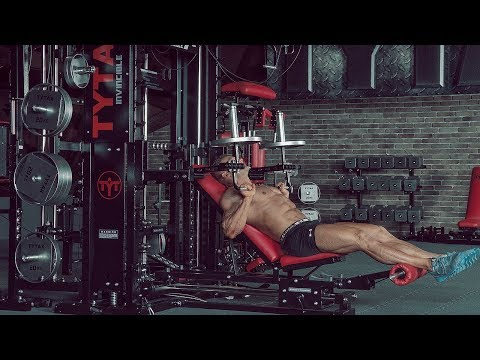 TYTAX® T1-X (Opt. JD) | Lever Incline Bench Press