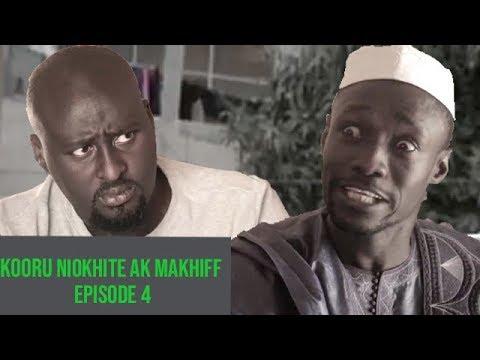 Kooru Niokhite ak Makhiff – Episode 4 avec Modou Mbaye et Saf Nanekh