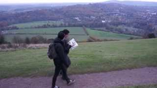 preview picture of video 'Walk at Box Hill'