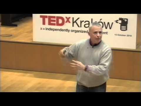 TEDxKrakow - John Scherer - Quit Your Job and Find Your Work
