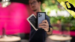 iPhone 13 Pro és 13 mini unboxing!
