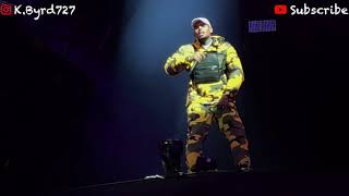 Chris Brown Performance At The 2018 HOAFM Tour Pt. 4