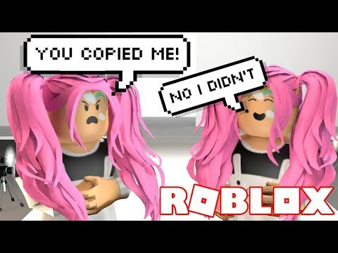 COPYING PEOPLE'S OUTFITS ON FASHION FRENZY   Roblox Prank