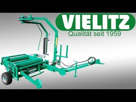 Ballenwickler FW 160 VL Produktivdeo