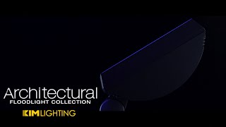 KFL Collection from KIM Lighting – Architectural Floodlight Lights