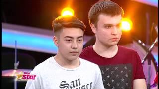 """Prezentare: Ansamblul de percuție """"Alpin"""" - 13/14 ani, Bucureşti - are în componenţă şi câți"""