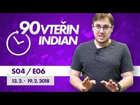90VTEŘIN #S04E06: OD KAŽDÉHO TROCHU (13. 2. - 19. 2. 2018)