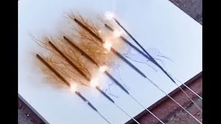 Oddly Satisfying Art Techniques