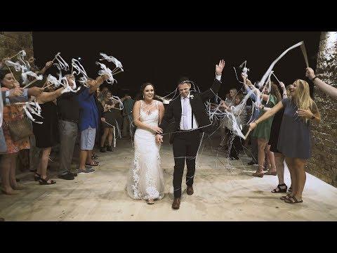 Jordan + Kolton | Wedding Highlight | Fredericksburg, Texas