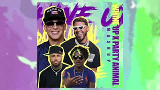 Whine Up X Party Animal   Anuel AA, Daddy Yankee, Nicky Jam, Charly Black
