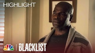 Dembe Can't Forgive Red - The Blacklist (Episode Highlight)