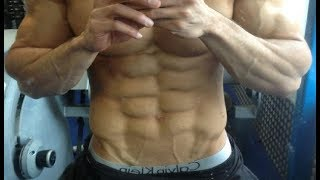 how to get 8 pack abs in 2 weeks at home