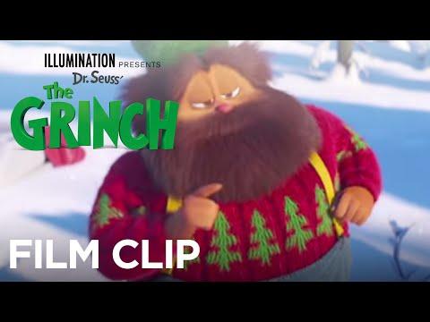 The Grinch   Bricklebaum Tells The Grinch   Film Clip   Own it on 4K, Blu-ray, DVD & Digital