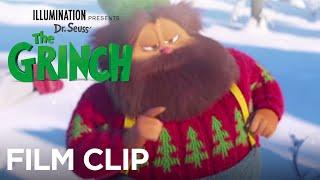 """The Grinch   """"Bricklebaum Tells The Grinch"""" Clip   Illumination"""