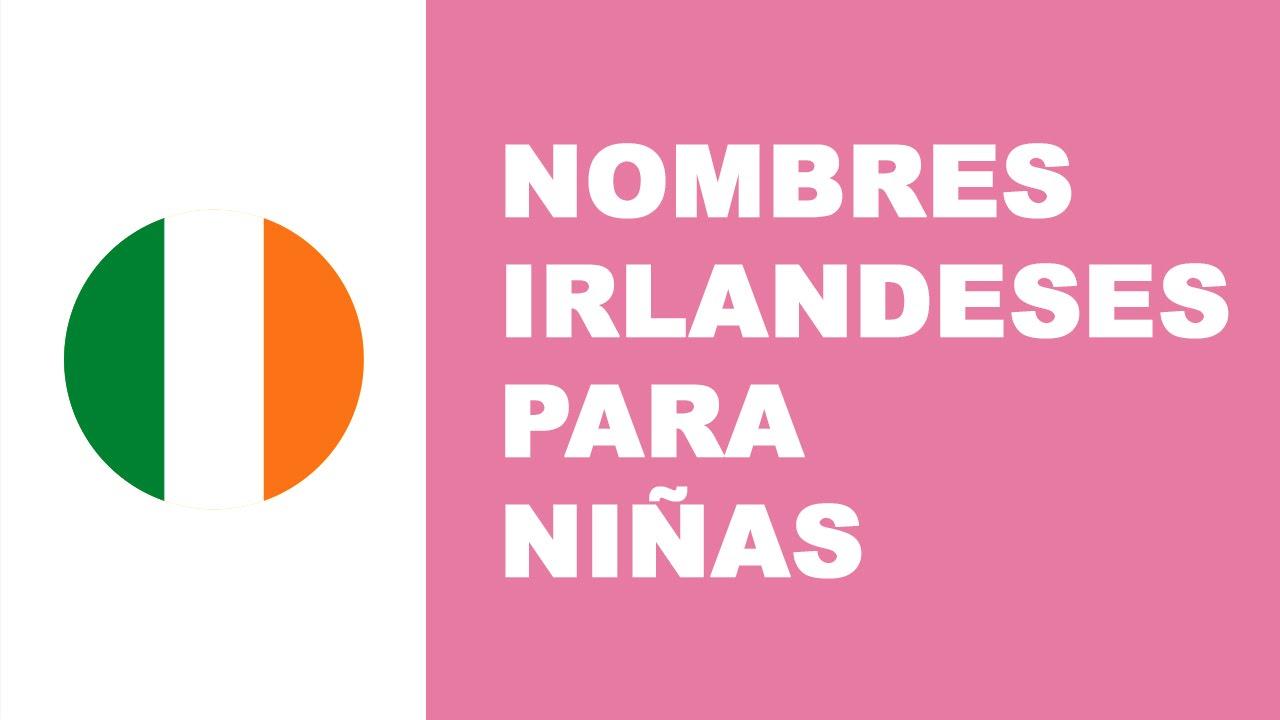 Nombres irlandeses para niñas - los mejores nombres de bebés - www.nombresparamibebe.com