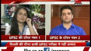 Meet the toppers of UPSC
