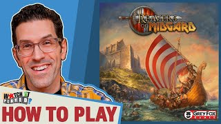 Reavers of Midgard - How To Play