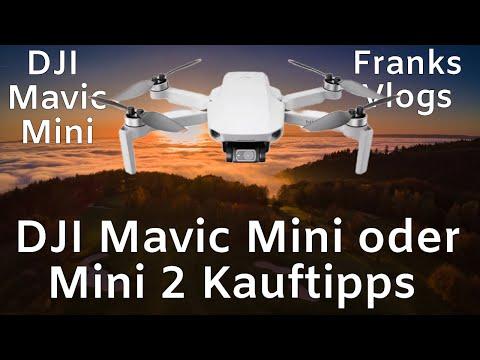 DJI Mavic Mini 1 oder DJI Mini 2 Kauf Tipps Ein etwas anderer Denkanstoß mit Mavic Mini Cinematics