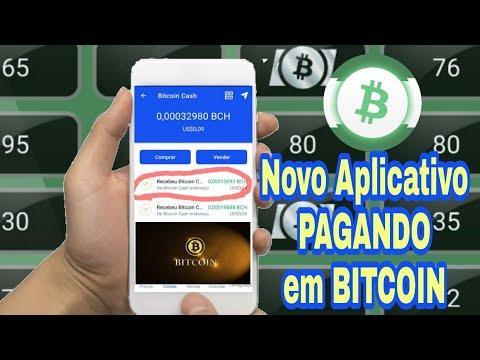 Como Ganhar Bitcoin Cash Grátis Todos os dias + Prova de Pagamento.