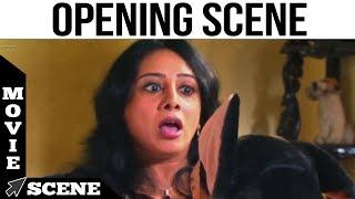 Bommai Naigal -  Opening Scene   S S Baba Vikram   Karunas   Crane Manohar   Kovai Sarala