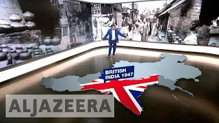 Remembering Partition: 70 years since India-Pakistan divide