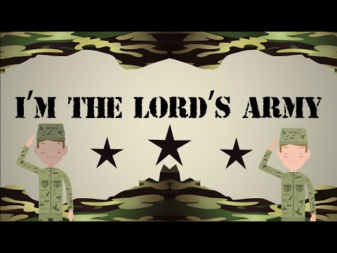 The Lord's Army | Christian Songs For Kids