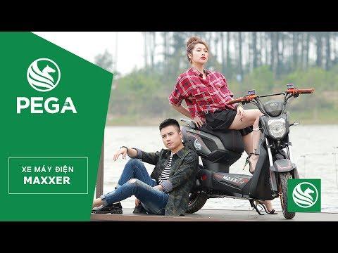 Đánh giá xe máy điện Hkbike Maxxer
