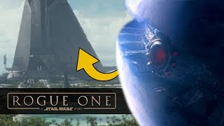 The Other Secret Imperial Superweapon Plans Hidden on Scarif - A Rogue One Theory