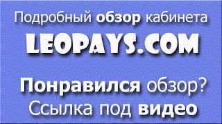 LeoPays Как заработать в интернете