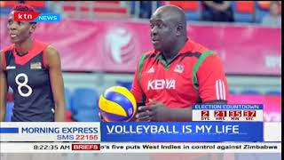 VOLLEYBALL IS MY LIFE: The man who transformed Malkia Strikers into a fighting force
