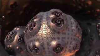 3d fractal The Matrix