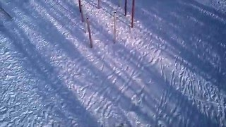 Видео с камеры квадрокоптера FQ777 955C