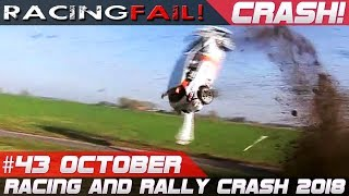 Racing and Rally Crash | Fails of the Week 43 October 2018