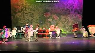 Alice In Wonderland 2012 - The Mad Tea Party