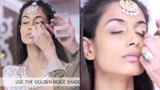 Image for video on How To: Bridal Eye Makeup  All Things Makeup by Be Beautiful