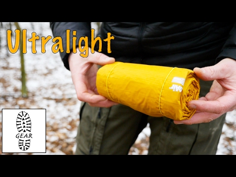"Ultralight-Gear: Isomatte ""NeoAir XLite"" von Therm-A-Rest"