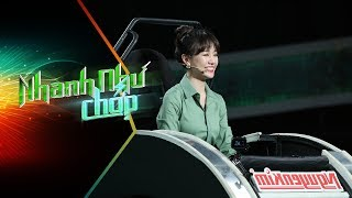 Hari Won Trở Lại Và Vẫn Nhận Kết Đắng Từ Trường Giang   HTV Nhanh Như Chớp   Tập 42 Full HD