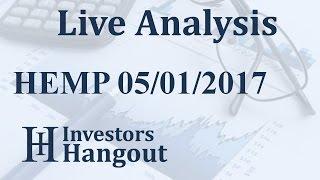 Hmongbuy hemp inc hemp penny stock news part 1 hemp stock live analysis 05 01 2017 ccuart Image collections