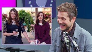 Matt Czuchry Talks Gilmore Girls Ending
