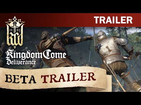 Watch New Kingdome Come.Deliverance Trailer